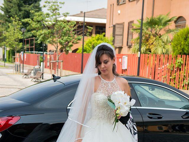 Il matrimonio di Matteo e Arianna a Cinisello Balsamo, Milano 10