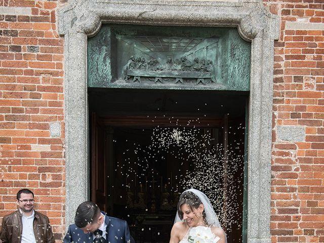 Il matrimonio di Matteo e Arianna a Cinisello Balsamo, Milano 15