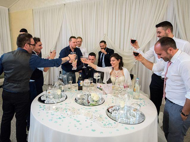 Il matrimonio di Matteo e Arianna a Cinisello Balsamo, Milano 17