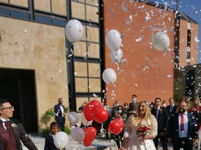 Il matrimonio di Simone e Valentina a Curno, Bergamo 3