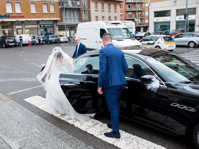 Il matrimonio di Marco e Chiara a Ponte San Pietro, Bergamo 9