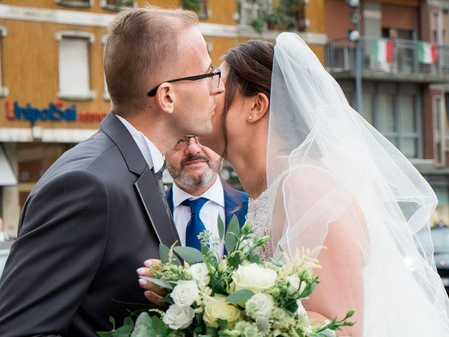 Il matrimonio di Marco e Chiara a Ponte San Pietro, Bergamo 11