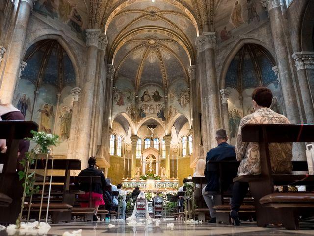 Il matrimonio di Marco e Chiara a Ponte San Pietro, Bergamo 12