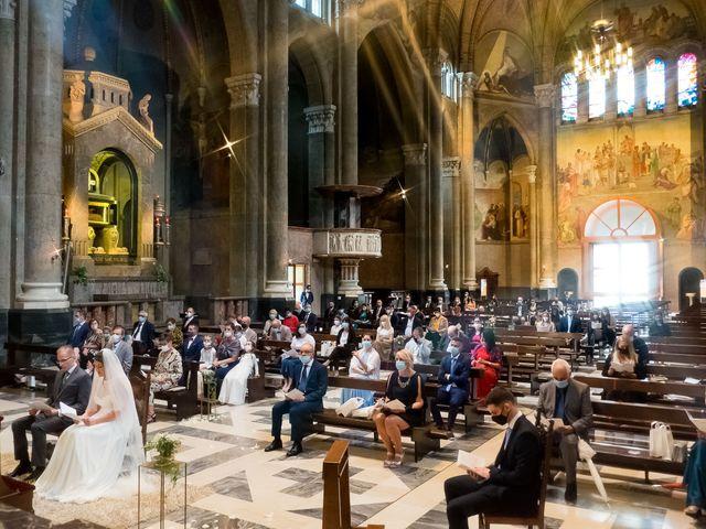 Il matrimonio di Marco e Chiara a Ponte San Pietro, Bergamo 13