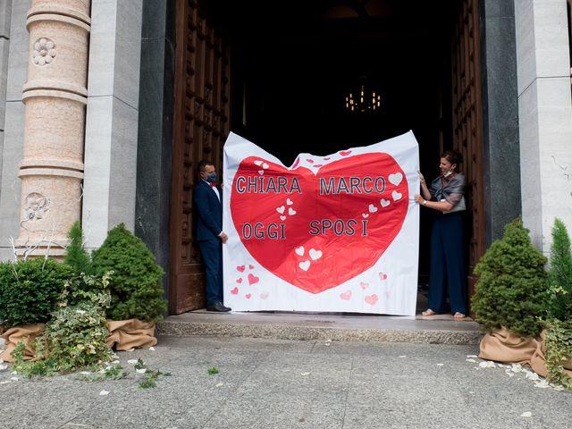 Il matrimonio di Marco e Chiara a Ponte San Pietro, Bergamo 15