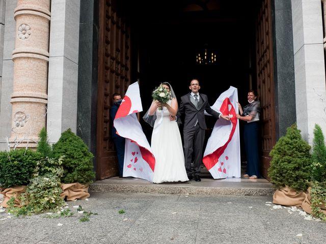 Il matrimonio di Marco e Chiara a Ponte San Pietro, Bergamo 16
