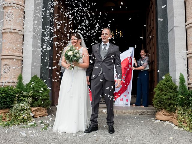 Il matrimonio di Marco e Chiara a Ponte San Pietro, Bergamo 17