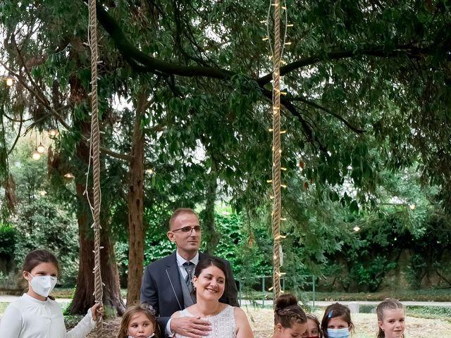 Il matrimonio di Marco e Chiara a Ponte San Pietro, Bergamo 23