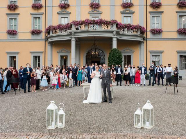 Il matrimonio di Marco e Chiara a Ponte San Pietro, Bergamo 2