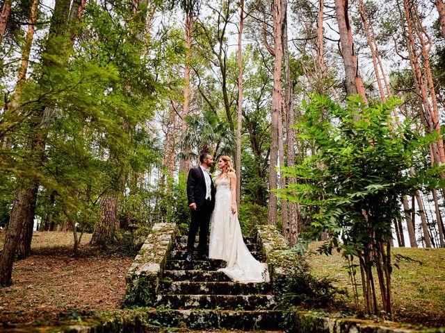 Le nozze di Jessica e Andrea
