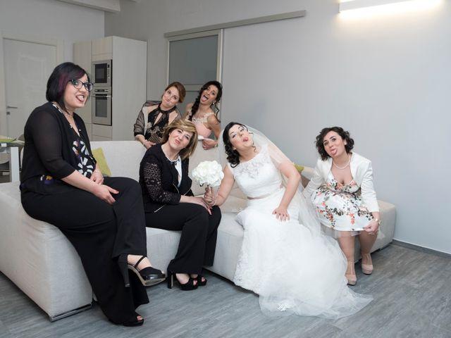Il matrimonio di Giorgio e Valentina a Ragusa, Ragusa 12