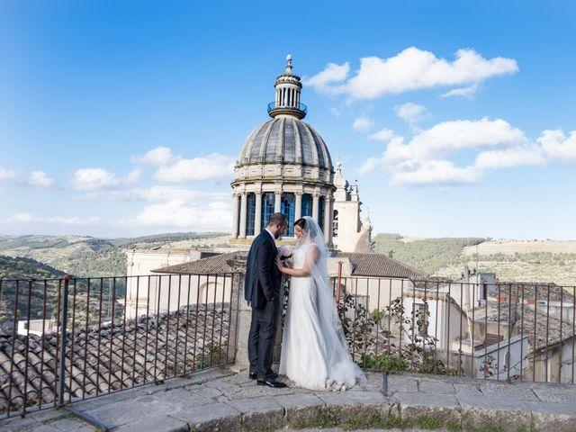 Il matrimonio di Giorgio e Valentina a Ragusa, Ragusa 20