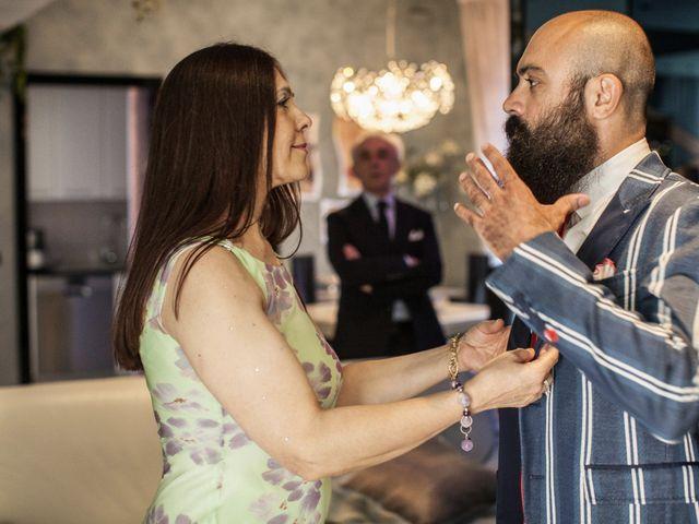 Il matrimonio di Francesco e Siliva a Fasano, Brindisi 4