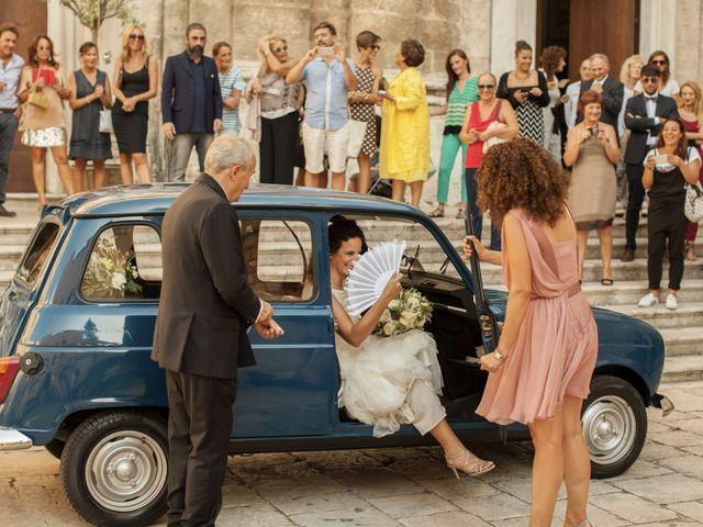 Il matrimonio di Francesco e Siliva a Fasano, Brindisi 14