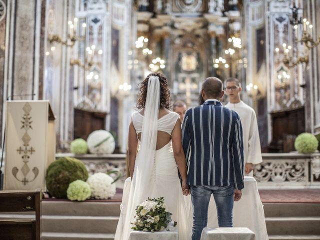 Il matrimonio di Francesco e Siliva a Fasano, Brindisi 18