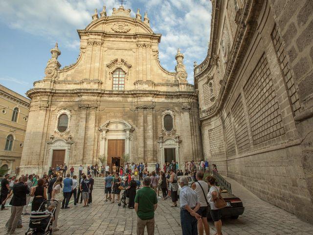 Il matrimonio di Francesco e Siliva a Fasano, Brindisi 19