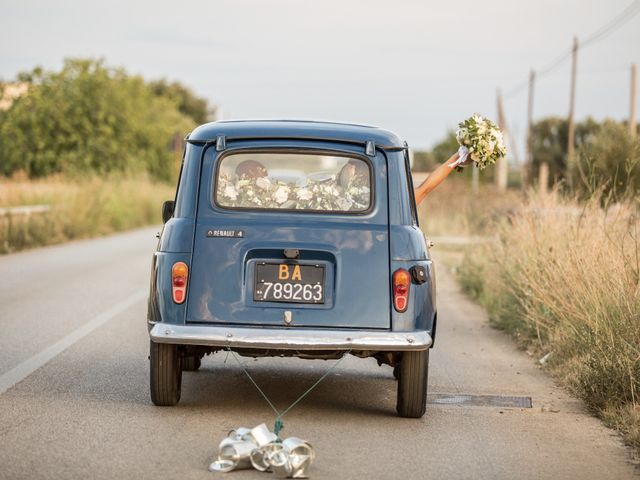 Il matrimonio di Francesco e Siliva a Fasano, Brindisi 20