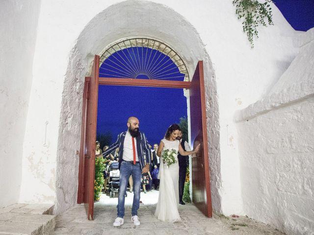 Il matrimonio di Francesco e Siliva a Fasano, Brindisi 22