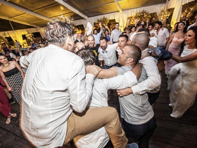 Il matrimonio di Francesco e Siliva a Fasano, Brindisi 44