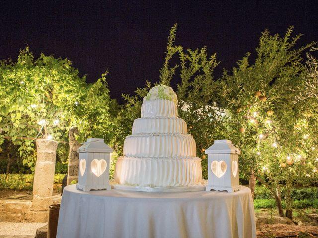 Il matrimonio di Francesco e Siliva a Fasano, Brindisi 48