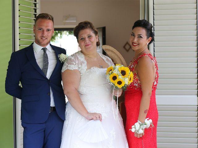 Il matrimonio di Salvatore e Amanda a Sellia Marina, Catanzaro 6