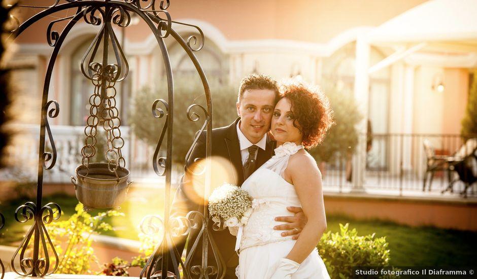Il matrimonio di Raffaele e Marzia a Avigliano, Potenza