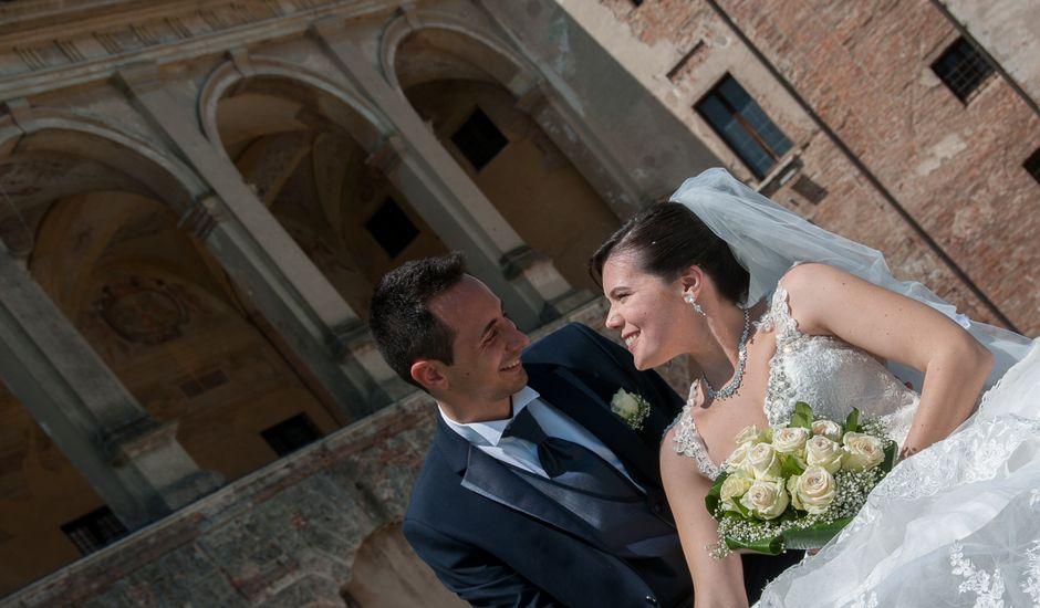 Il matrimonio di Enrico e Alessia a Mantova, Mantova
