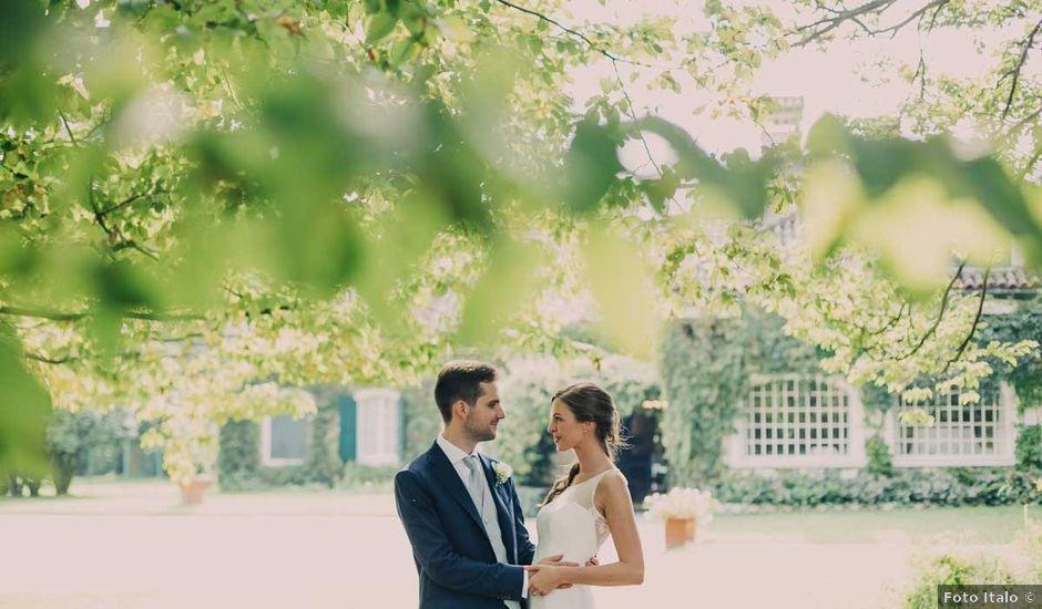 Il matrimonio di Alberto e Valentina a Martellago, Venezia