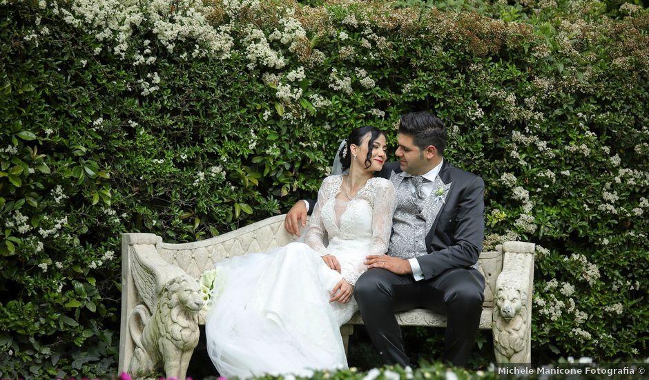 Il matrimonio di Vincenzo e Carla a Avellino, Avellino