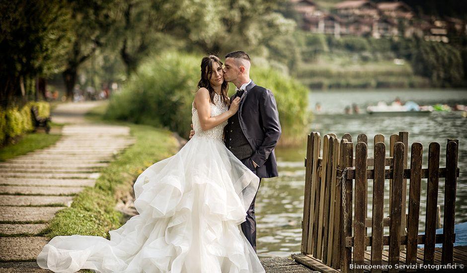 Il matrimonio di Matteo e Arianna a Cinisello Balsamo, Milano