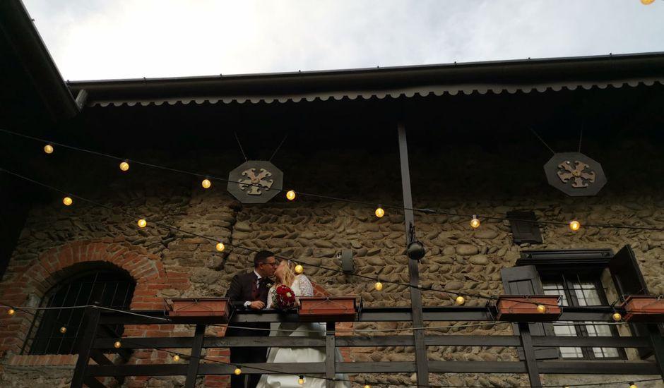 Il matrimonio di Simone e Valentina a Curno, Bergamo