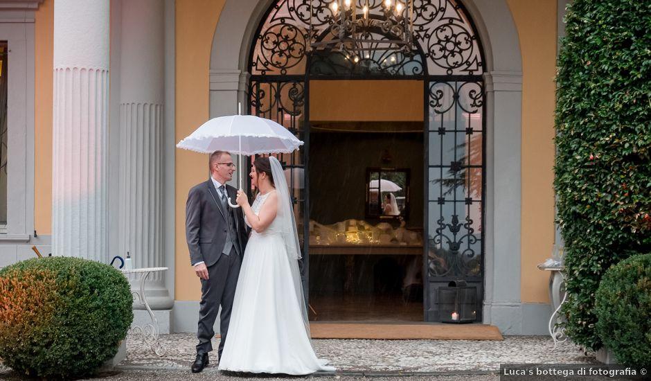 Il matrimonio di Marco e Chiara a Ponte San Pietro, Bergamo