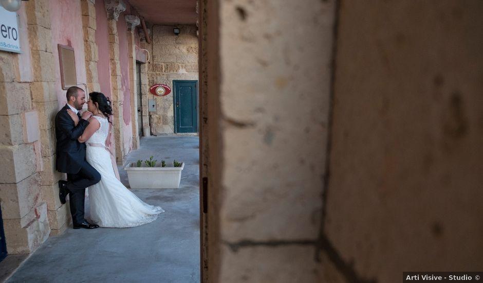 Il matrimonio di Giorgio e Valentina a Ragusa, Ragusa