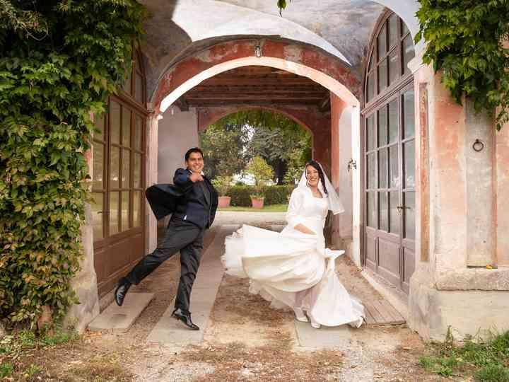 le nozze di Francesca e Julio