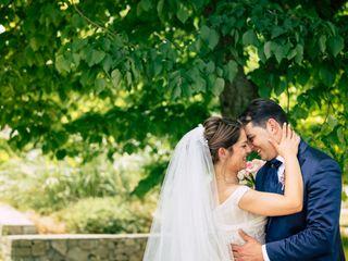 Le nozze di Valentina e Massimiliano
