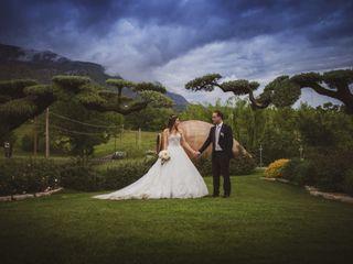 Le nozze di Melania e Massimiliano 1