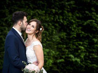 Le nozze di Lara e Mattia