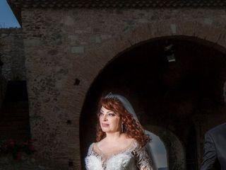 Le nozze di Letizia e Riccardo 1