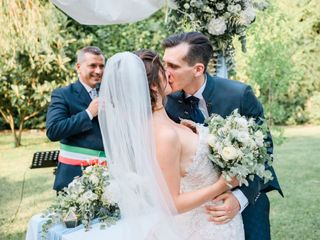 Le nozze di Sharon e Giuseppe