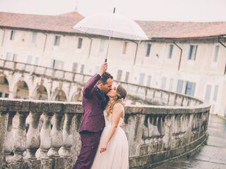 Le nozze di Richard e Giulia