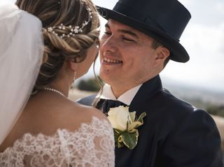 Le nozze di Carlotta e Juri 1