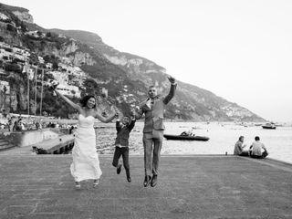 Le nozze di Noemi e David