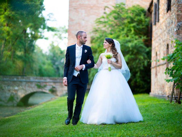 Le nozze di Valentina e Piermarco