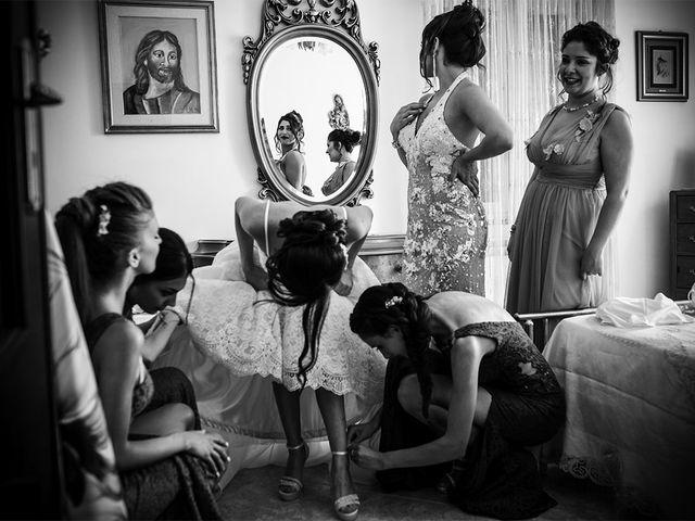 Il matrimonio di Domenic e Maria a Bovalino, Reggio Calabria 14