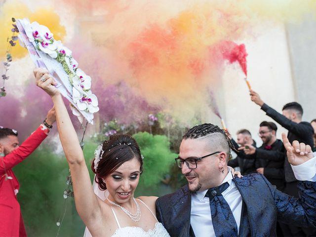 Il matrimonio di Domenic e Maria a Bovalino, Reggio Calabria 16