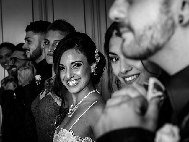Il matrimonio di Domenic e Maria a Bovalino, Reggio Calabria 25