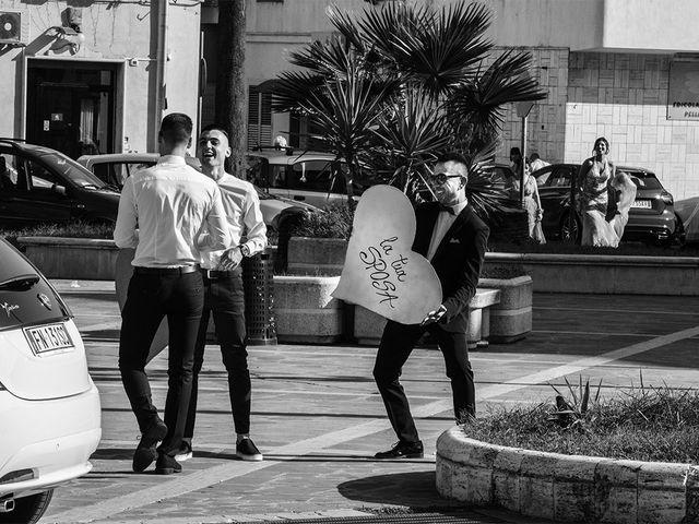 Il matrimonio di Domenic e Maria a Bovalino, Reggio Calabria 26