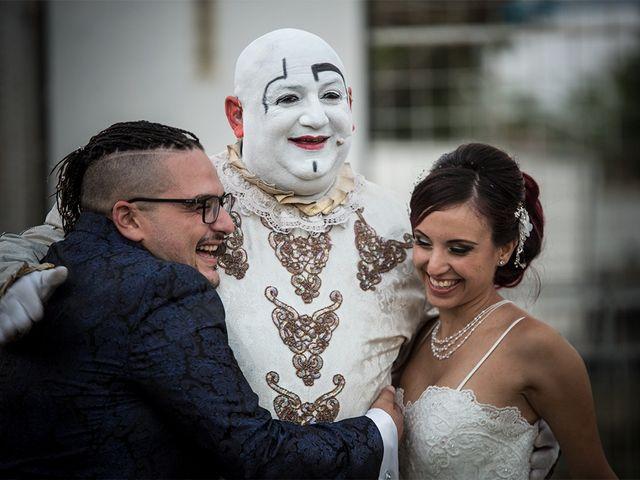 Il matrimonio di Domenic e Maria a Bovalino, Reggio Calabria 31