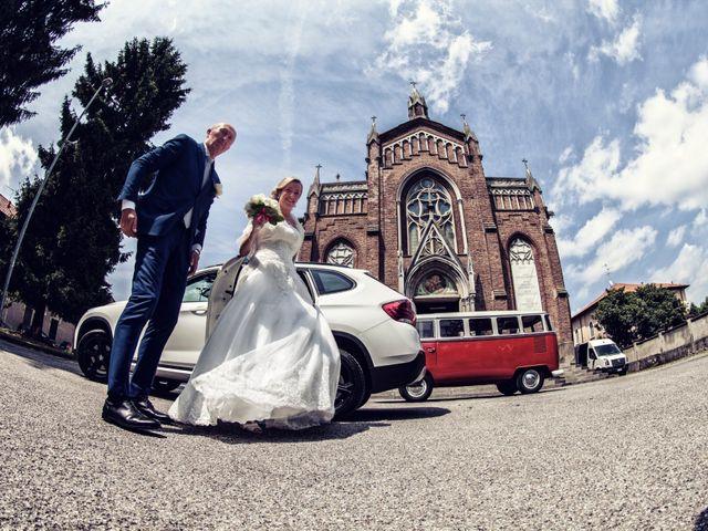 Il matrimonio di Luca e Francesca a Milano, Milano 20