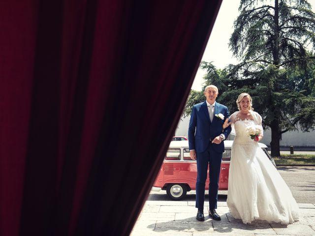 Il matrimonio di Luca e Francesca a Milano, Milano 21